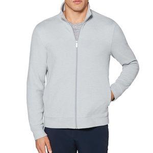 Perry Ellis Textured Jacquard Jacket